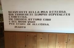 OSTERIA LA CANTINOTA